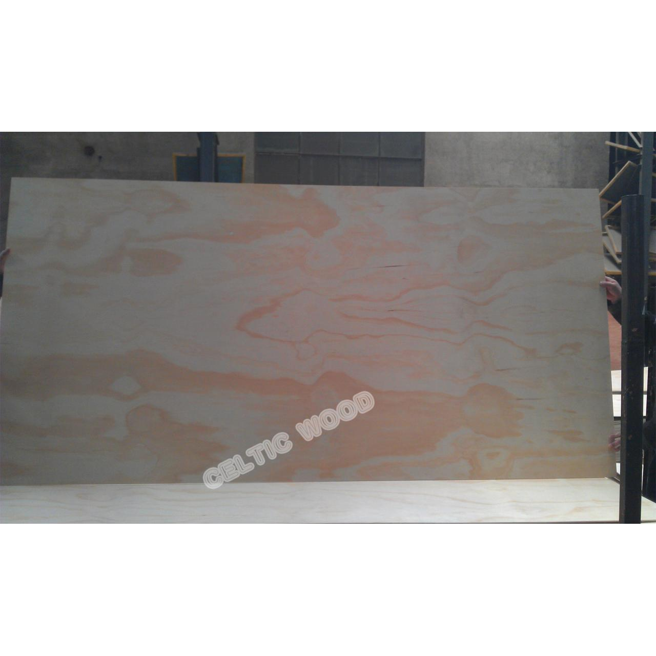 Buy cheap SOLID WOOD THICKER CORE PLYWOOD Radiata pine face from wholesalers