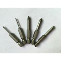 Buy cheap 1/4 Hex S2 PH1 PH2 T15 T20 H5 Screwdriver Drill Screw Driver Bit Set from wholesalers