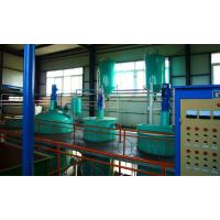 Buy cheap CE Certificate cottonseed oil soybean oil rapeseed oil refining equipment from wholesalers