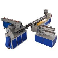 Buy cheap PE foam raw material for coxial cable PE foam pipe production line from wholesalers