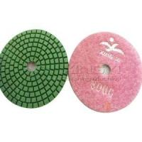 Buy cheap marble stone floor polishing pad from wholesalers
