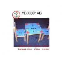 Buy cheap HAO Kids Table&Chairs,Kids Desk Chairs,Wooden Table and Chairs for Childrens,Toddler,Girls from wholesalers