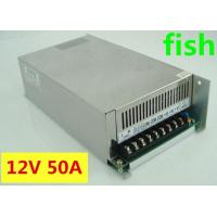 Buy cheap Iron power supply 12V 50A 600W Switching power Supply DC power adapt from wholesalers