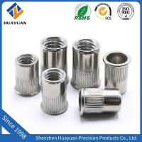 Buy cheap Countersunk Head M8 Stainless Steel Blind Rivet Nut from wholesalers