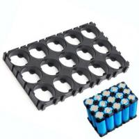 Buy cheap 18650 battery pack spacer holder bracket 3x5 from wholesalers