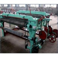 Buy cheap Straight and Reverse Twisted Hexagonal Wire Netting Machine from wholesalers