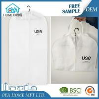 Buy cheap Logo Promotional Folding Garment Covers Bag Travel Carry on for Suits from wholesalers