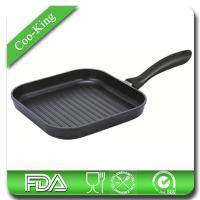 Buy cheap Die-casting Cookware Die-casting Aluminum Grill Pan from wholesalers