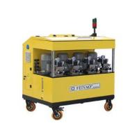 Buy cheap Double Acting Frequency Conversion Control PLC Synchronous Hydraulic Lifting System from wholesalers