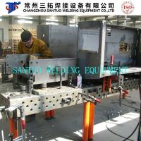 Buy cheap Application Case Welding table for Cabinet Frame Welding With Fixtures and Jigs product