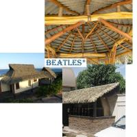 Buy cheap Good Quality Synthetic Thatch Tiles for Palm Leaf Hut product