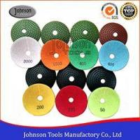 Buy cheap 100mm Convex Diamond Polishing Pads for Ogee Polish or with Oval Shape Stones from wholesalers