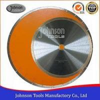 Buy cheap 300mm Continuous Ceramic Tile Saw Blades with J Slot Diamond Tile Cutter Wheel from wholesalers
