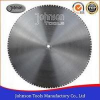 Buy cheap 600-1800mm Laser Welded Diamond Blades for Wall Saws Reinforced Concrete Cutting from wholesalers