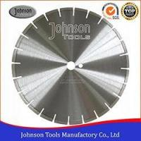 Buy cheap 14-24 Laser Welded Diamond Floor Saw Blades for Floor Saws, Road Cutting from wholesalers