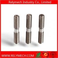 Buy cheap Stainless Steel Double Threaded End Stud Screw Dowel Screw Hanger Screw from wholesalers