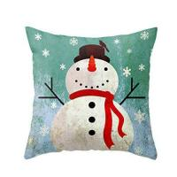 Buy cheap CP-1007 cute snowman plush cushion from wholesalers