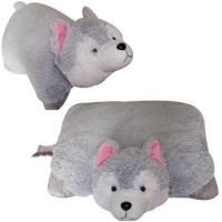 Buy cheap CP-1025 plush fox animal toy pillow for girls from wholesalers