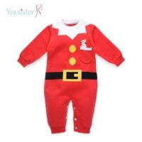 Buy cheap Baby Knitting Patterns Christmas Baby Jumpsuit Bodysuits from wholesalers