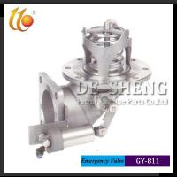 GY811 STAINLESS STEEL MECHANICAL BOTTOM VALVE Vapor Recovery Series