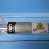 Buy cheap Co2 Reci laser tube 80W 90w S2 W2 reci laser tube 1200mm from wholesalers