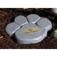 Buy cheap Dogs Paw Print Memorial Marker: Wholesale Products from wholesalers