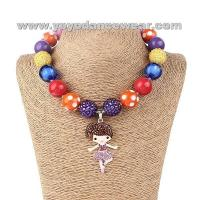 Buy cheap JLY001Childrens Bubblegum Necklace from wholesalers