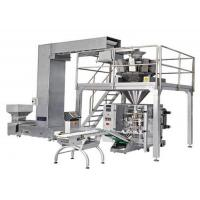 Buy cheap FFS Automatic Pouch Packing Machine , Power / Granule Bag Filling Machine High Precision from wholesalers