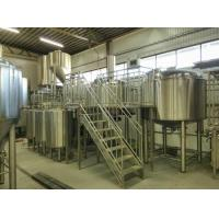 Buy cheap 8BBL Home Beer Brewing Equipment with Electrical Heating for Pub Hotel Bar Restaurant from wholesalers