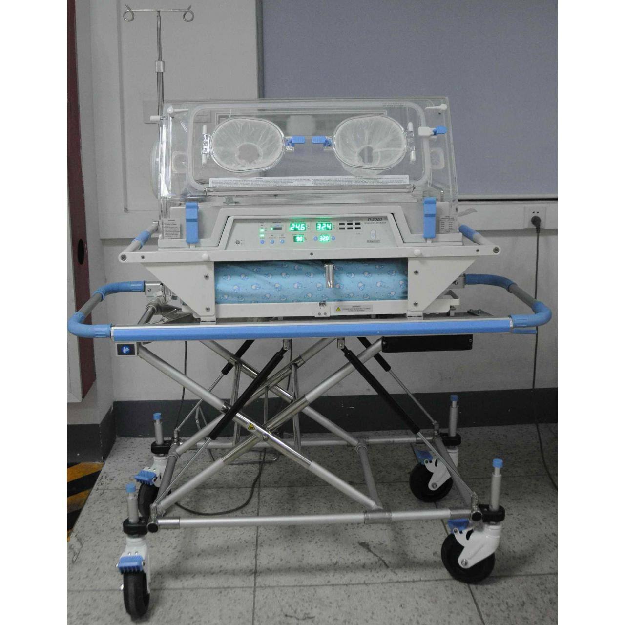Buy cheap MEDICAL HOSPITAL EQUIPMENT TRANSPORT BABY INFANT INCUBATOR from wholesalers