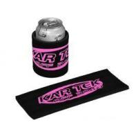 Buy cheap Kartek Off-Road Snap-On Drink Koozie With Pink Kartek Logo product