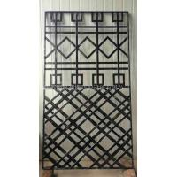 Buy cheap Custom class forged iron products Flat open iron gates from wholesalers