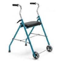 Buy cheap Rollator Steel Two Wheel Rollator RA-RL010 from wholesalers