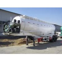 Buy cheap Bulk Cement Tank Semi Trailer from wholesalers