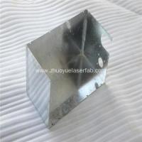 Buy cheap Galvanized Sheet Metal Fabrication Service from wholesalers