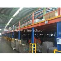 Buy cheap Mezzanine System Warehouse Rack Mezzanine Storage Equipment from wholesalers