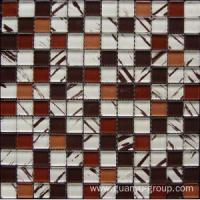 Buy cheap Hand Painting Glass Mosaic Tile from wholesalers