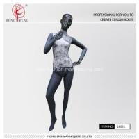 Buy cheap Hot-sell women full-body mannequins with flower cloths from wholesalers