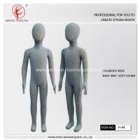 Buy cheap Soft Foam kids full body mannequins from wholesalers