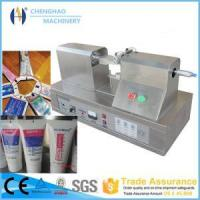 Buy cheap Semi-auto Ultrasonic Plastic Tube Sealing Machine from wholesalers