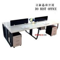 Buy cheap Office Furniture Office Desks 4 Seater Modular Office Workstations from wholesalers