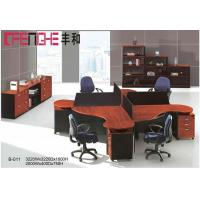 Buy cheap Simple Office Furniture 4 Seat Modular Office Workstation Cubicle from wholesalers