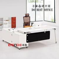 Buy cheap New Design Wooden Modern Executive Desk Office Furniture Table Design from wholesalers