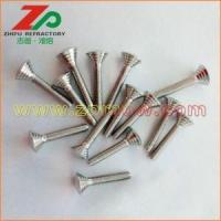 Buy cheap Non-ferrous metal tantalum electrodes for instrument from wholesalers
