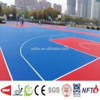 Buy cheap Backyard basketball court tile from wholesalers