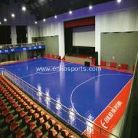 Buy cheap futsal court flooring for indoor & outdoor with CE from wholesalers