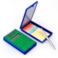 Buy cheap Sticky Notes Touch Screen Calculator with pen from wholesalers