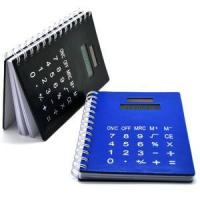 Buy cheap promotional standard function notebook calculator, calculator notebook from wholesalers