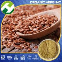 Buy cheap Flax Seed Extract Secoisolariciresinol Diglucoside (SDG) Flax Lignans Powder from wholesalers