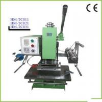 Buy cheap Manual Hot Stamping Machine HM-TC811 from wholesalers